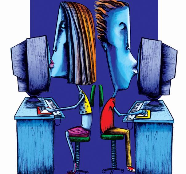 El chat como medio de comunicación en la educación